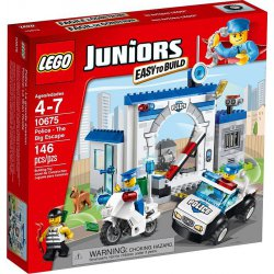 LEGO 10675 Policja - wielka ucieczka