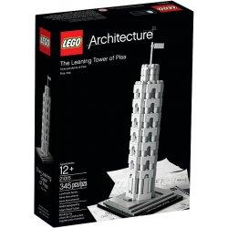 LEGO 21015 Wieża w Pizie