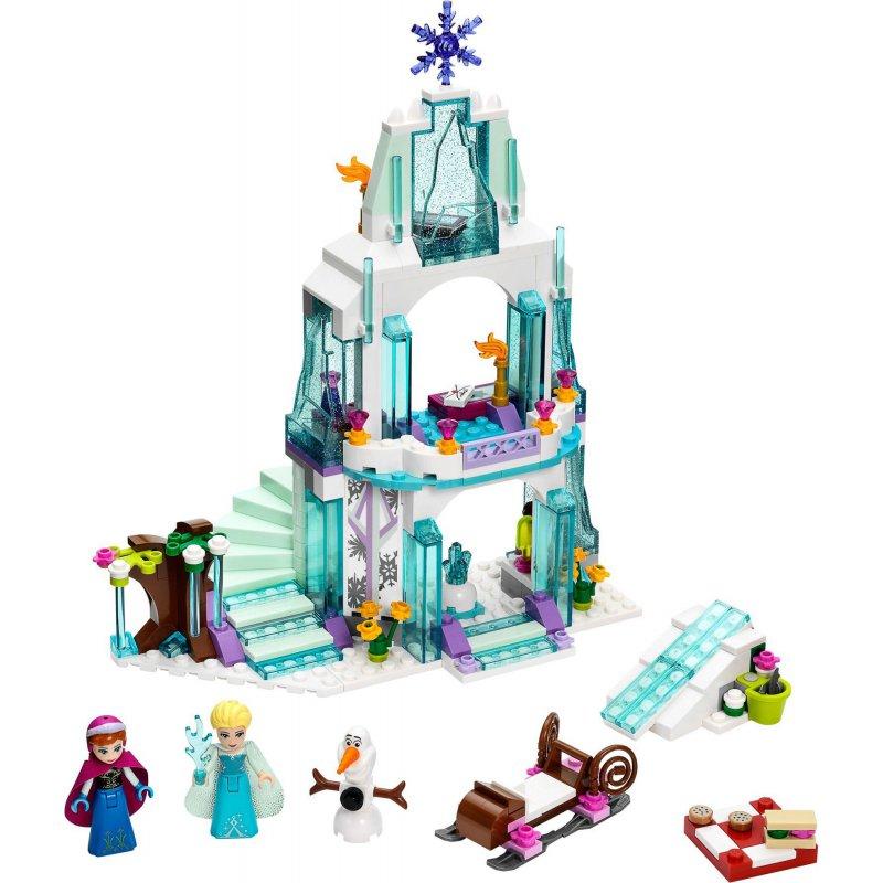 Lego 41062 Błyszczący Lodowy Zamek Elzy Klocki Lego Disney
