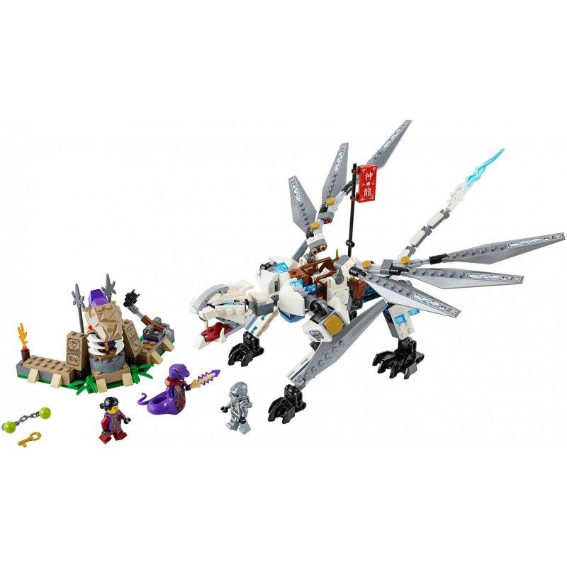 Lego 70748 Titanium Dragon Lego Sets Ninjago Mojeklocki24