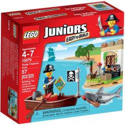 LEGO 10679 Poszukiwanie skarbu piratów