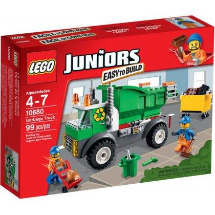 Lego 10680 Garbage Truck Lego Sets Juniors Mojeklocki24