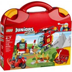 LEGO 10685 Walizeczka - Straż pożarna