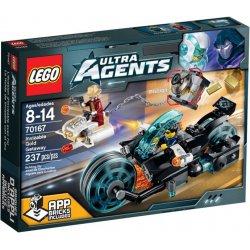LEGO 70167 Ucieczka ze złotem