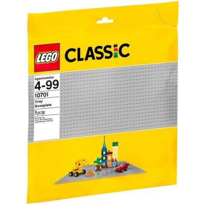 LEGO 10701 Szara płytka knstrukcyjna