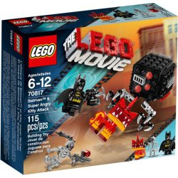 LEGO 70817 Batman i Zła Kicia