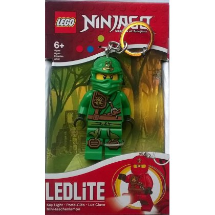 LEGO-LGLKE77L Brelok Ninjago Lloyd