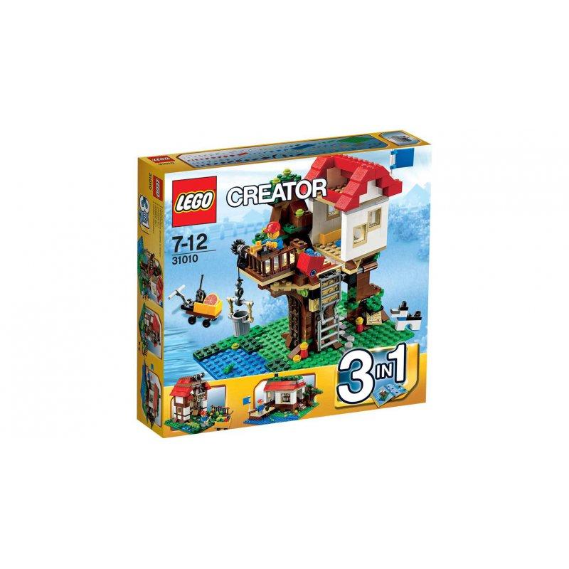 Lego 31010 Domek Na Drzewie Lego Sets Creator Mojeklocki24