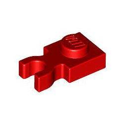 4085 / 60897 Plate 1x1 W. Holder