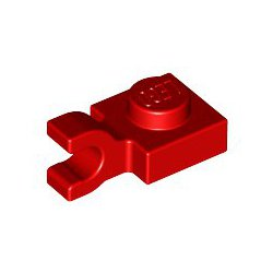 LEGO Part 6019 Plate 1x1 W/holder Vertical