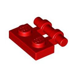 LEGO 2540 Plate 1x2 W. Stick
