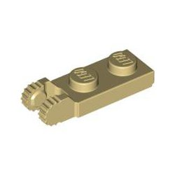 LEGO 44302 Plate 1x2 W/fork/vertical/end