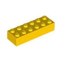 LEGO 2456 Klocek / Brick 2x6 *