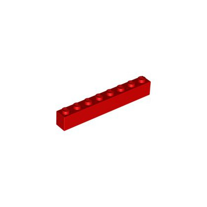 LEGO 3008 Klocek / Brick 1x8