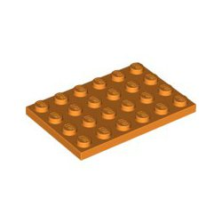 LEGO 3032 Plate 4x6