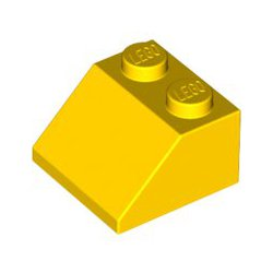 3039 Roof Tile 2x2/45°