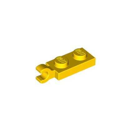 LEGO Part 63868 Plate 2x1 W/holder,vertical