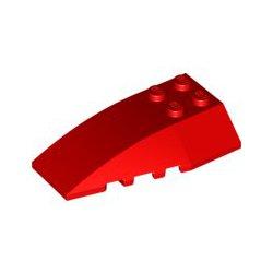 Part 43712 Brick 4x6 W/bow/angle
