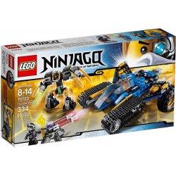 LEGO 70723 Piorunowy pojazd