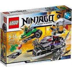 LEGO 70722 Atak Overborga
