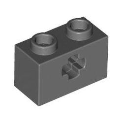 LEGO 32064 Brick 1x2 With Cross Hole