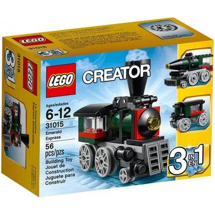 Lego 31015 Emerald Express Lego Sets Creator Mojeklocki24