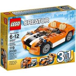LEGO 31017 Sunset Speeder