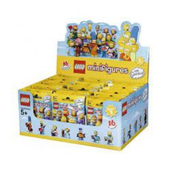 LEGO 71005 Minifigures The Simpsons