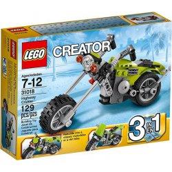 LEGO 31018 Highway Cruiser