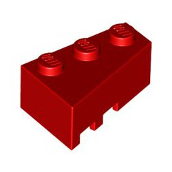 6564 Right Roof Tile 2x3