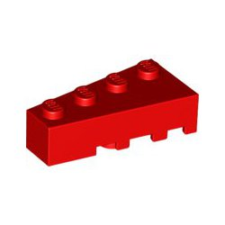 Part 41768 Left Brick 2x4 W/angle
