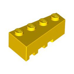 41767 Right Brick 2x4 W/angle