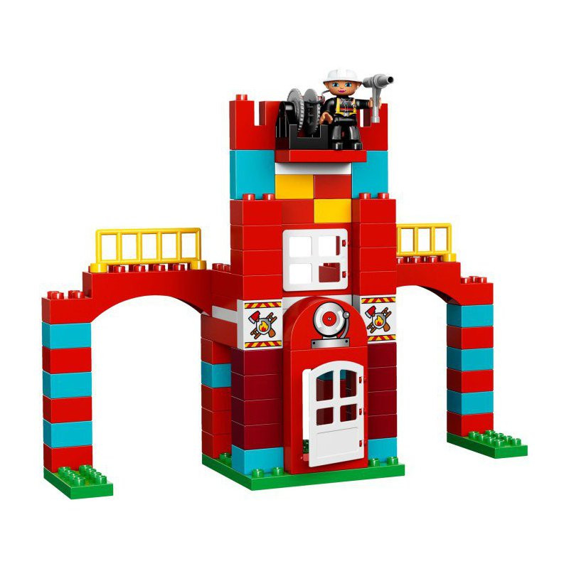 Lego 10593 Fire Station Lego Sets Duplo Mojeklocki24