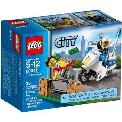 LEGO 60041 Pościg za przestępcą