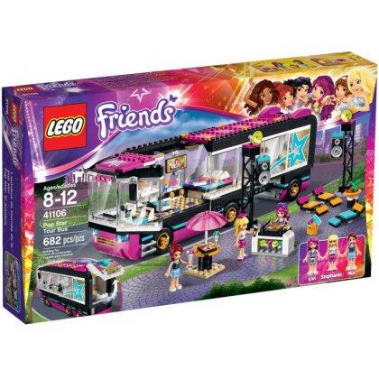 Lego 41106 Pop Star Tour Bus Lego Sets Friends Mojeklocki24