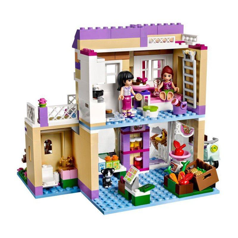 Lego Friends Heartlake Food Market
