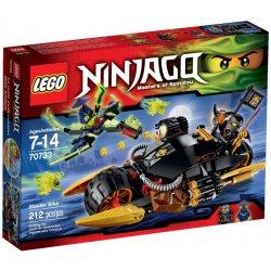 LEGO 70733 Motocykl Cole'a