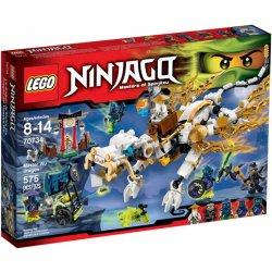 LEGO 70734 Smok mistrza Wu