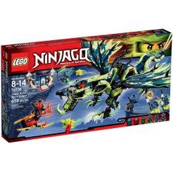 LEGO 70736 Atak smoka Morro
