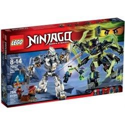 LEGO 70737 Starcie tytanów Mech