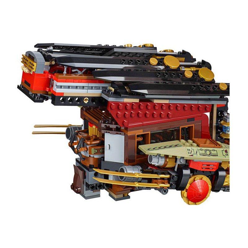 Lego 70738 Final Flight Of Destinys Bounty Lego Sets Ninjago