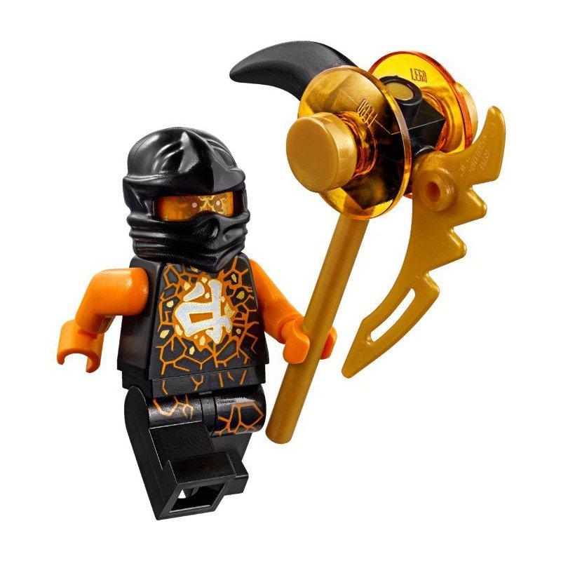 Lego Fast Build Ninjago