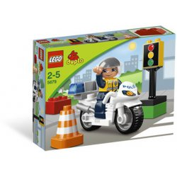 LEGO 5679 Motocykl policyjny