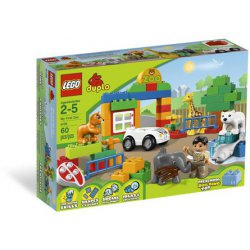 LEGO 6136 My First Zoo