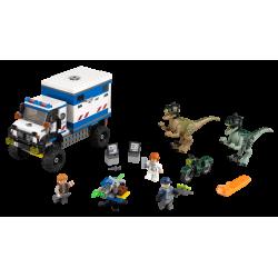 LEGO 75917 Szaleństwo raptora