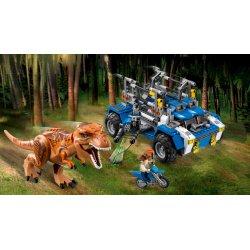 LEGO 75918 Polowanie na tyranozaura