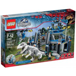 LEGO 75919 Indominus rex na wolności