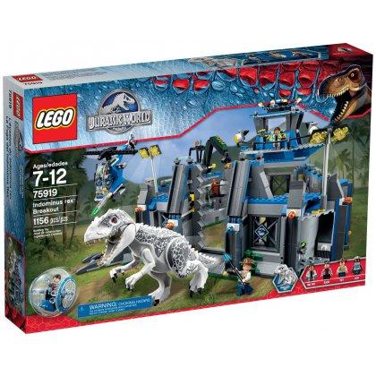 Lego 75919 Indominus Rex Breakout Lego Sets Jurassic World