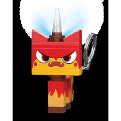 LEGO LGL-KE45A Brelok Angry Kitty- Zła Kicia