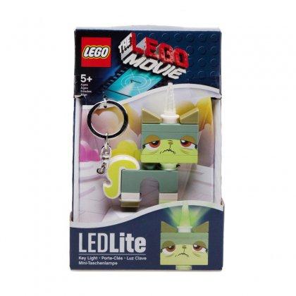 LEGO LGL-KEQ-6 Brelok Queasy Kitty - Chora Kicia